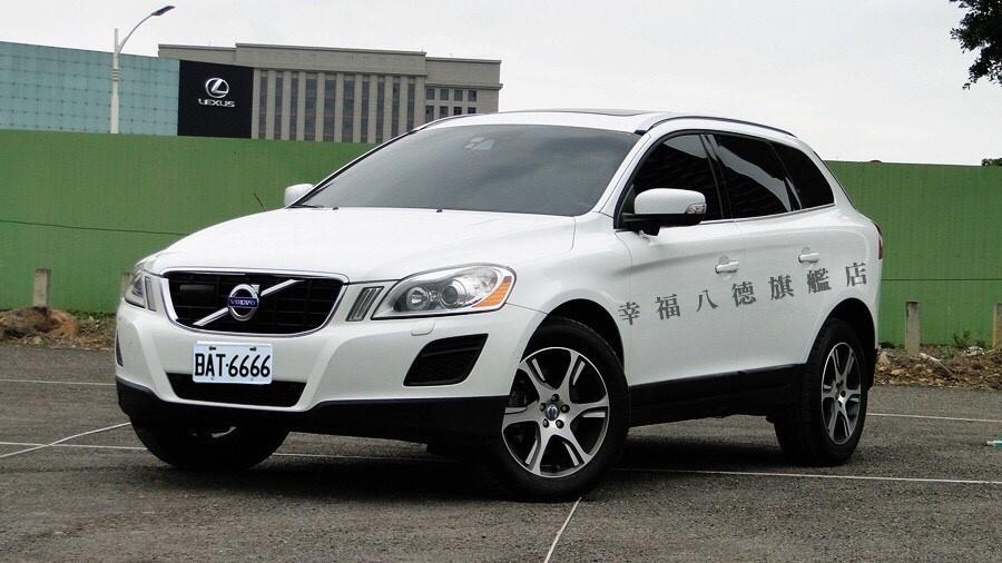 全家人最安全的守護 2011年 富豪VOLVO XC60 T50旗艦版