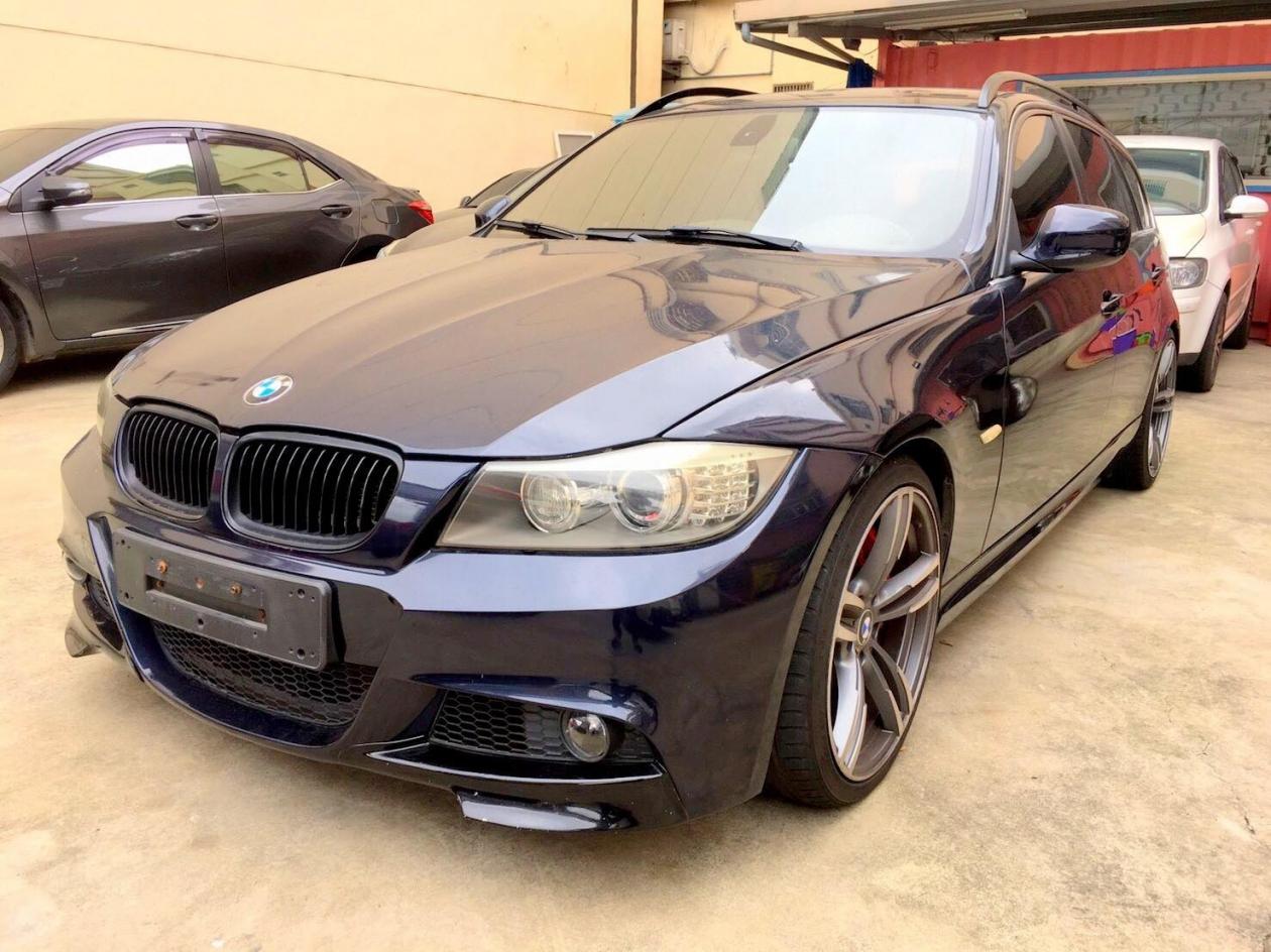 BMW  E91 335
