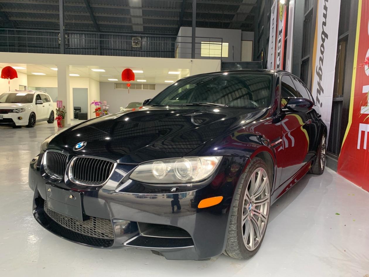鴻偉國際車業2011寶馬M3稀有4門轎跑未領牌 .新車利率
