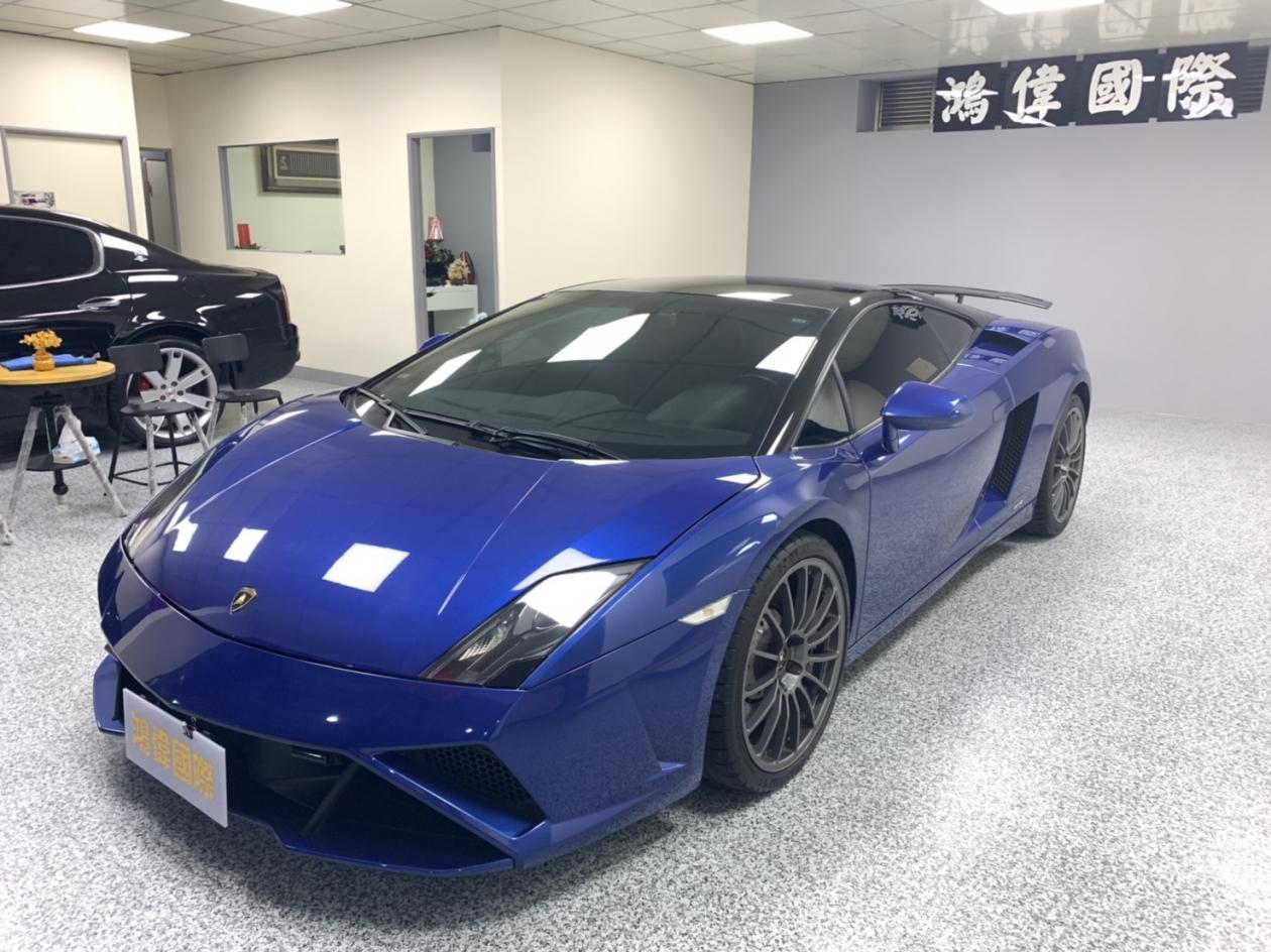 鴻偉國際車業2011 Lamborghini Gallardo Lp560-4未領牌新車利率