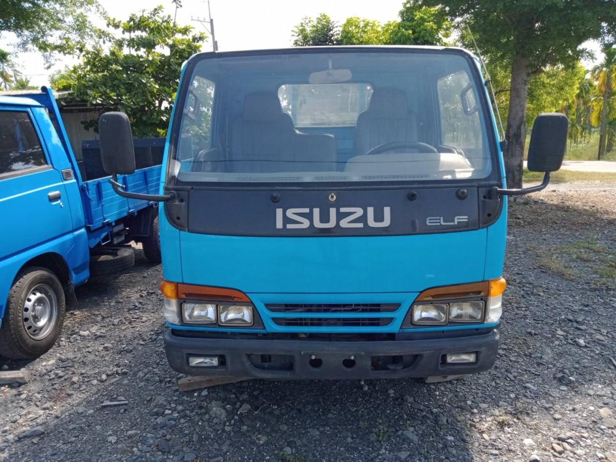 1998年 ISUZU ELF 一路發 10尺半 10.5尺 貨車