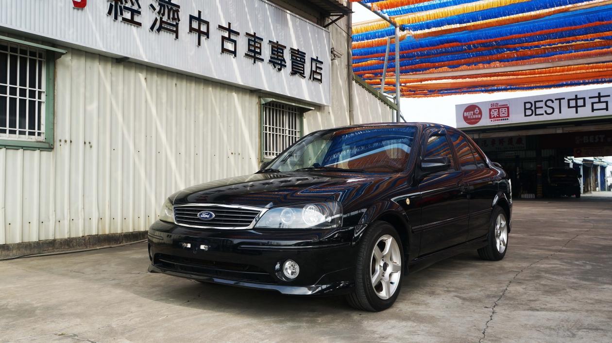2006年 Ford Tierra 黑色 福特中古車