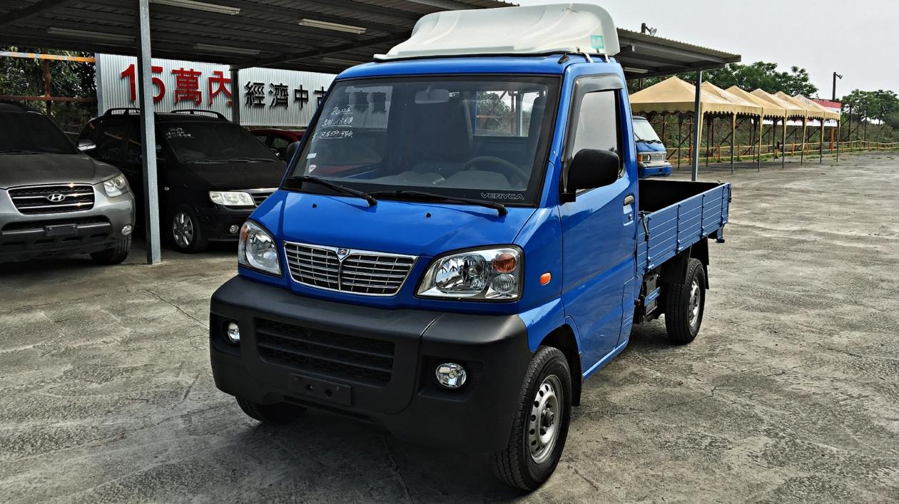2012年 Mitsubishi Veryca 藍色 三菱中古車