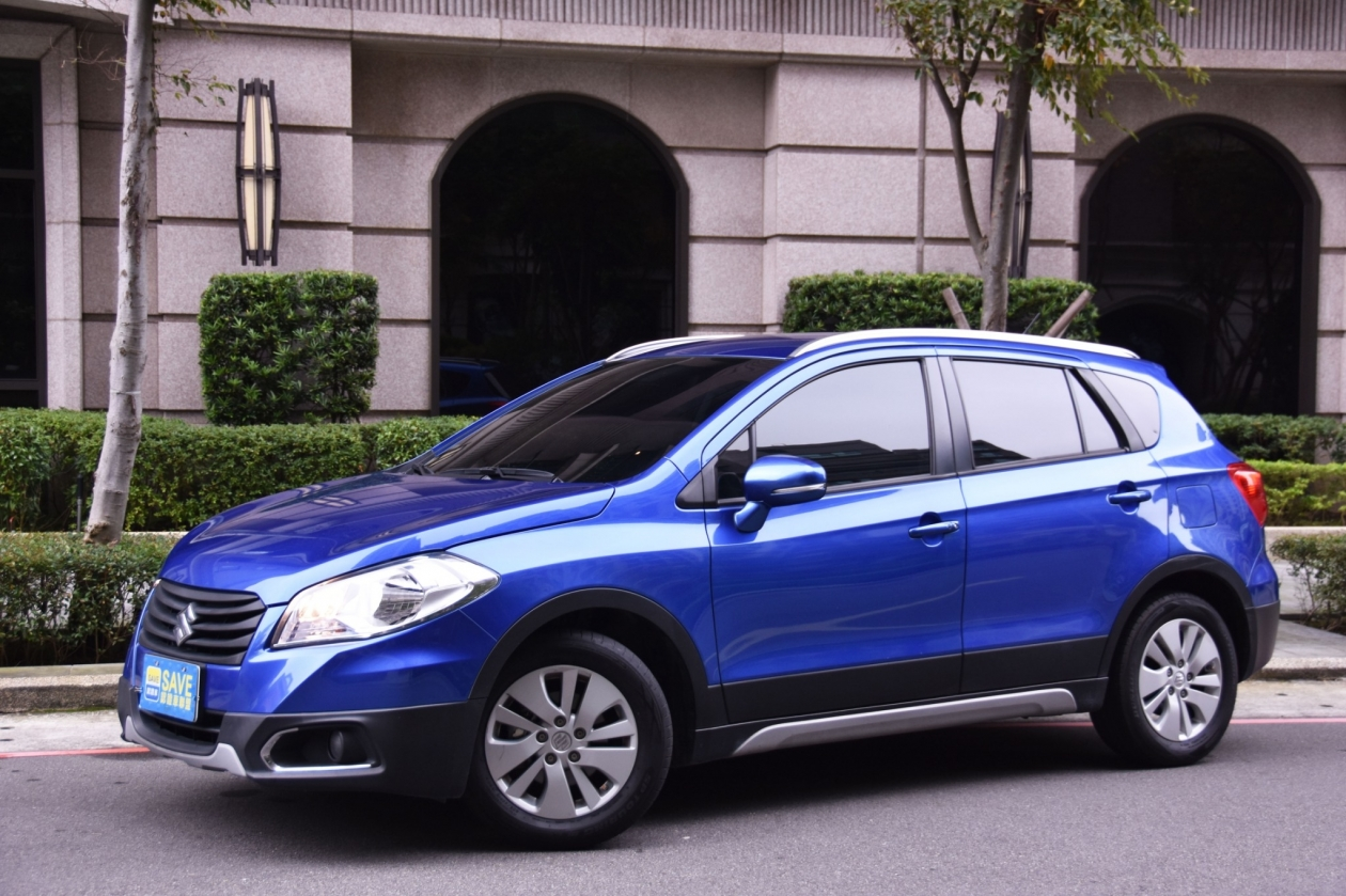 2014 SUZUKI SX4 Crossover 1.6 GL Plus 一手車 原廠保養