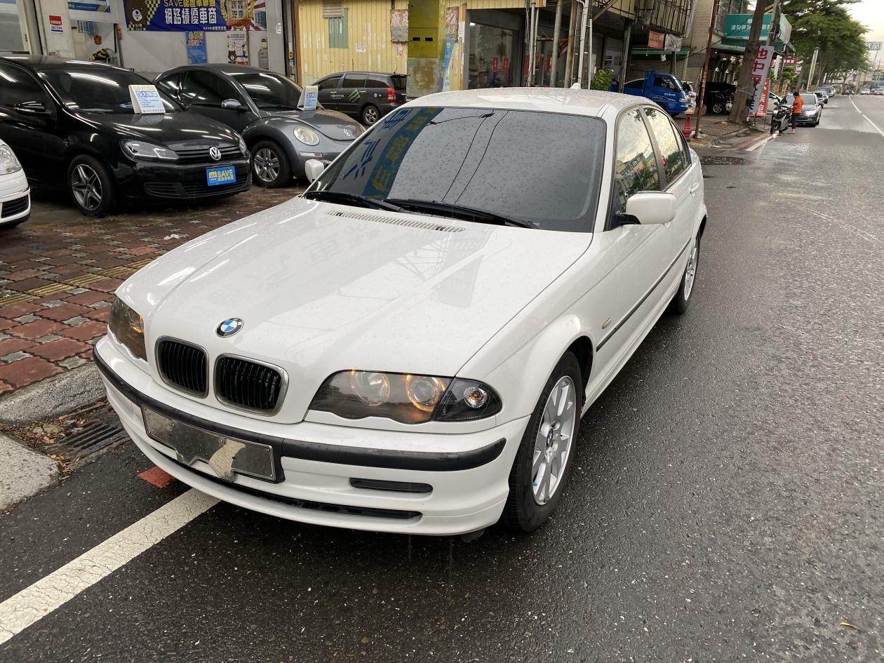 1999年 BMW 318